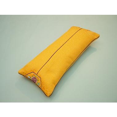ヤンダンパイピン枕・黄色